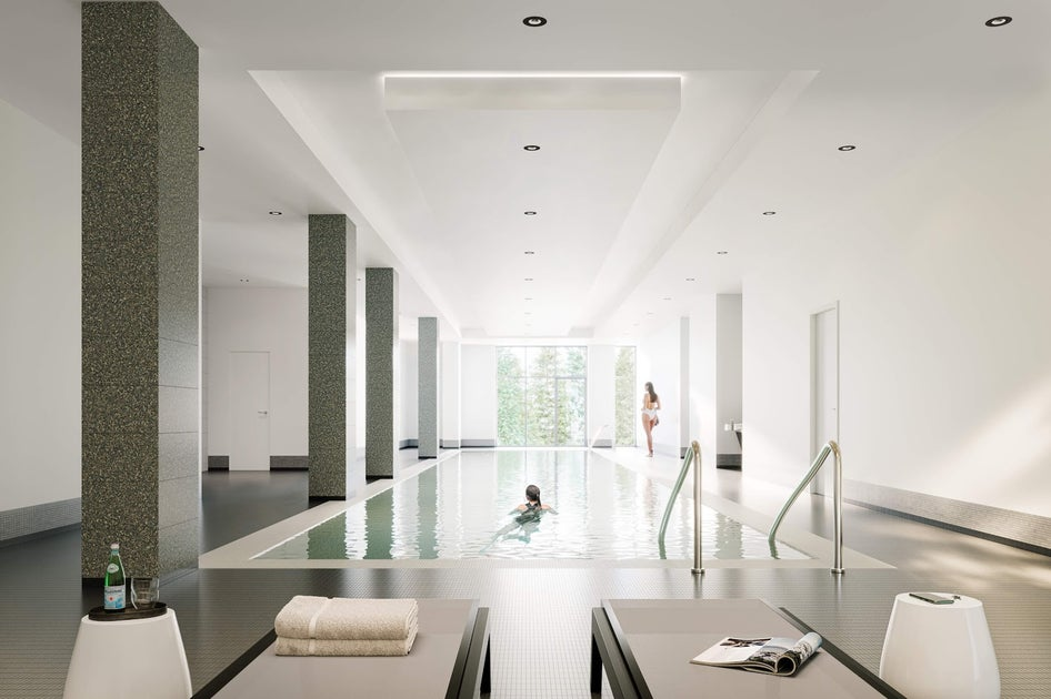 Parkside at Lynn | Indoor Pool