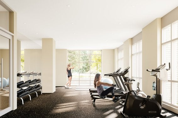Parkside at Lynn | Fitness Centre