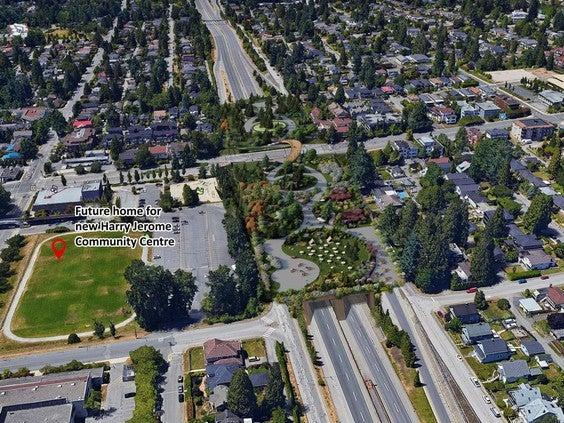 Proposed Urban Park - North Vancouver