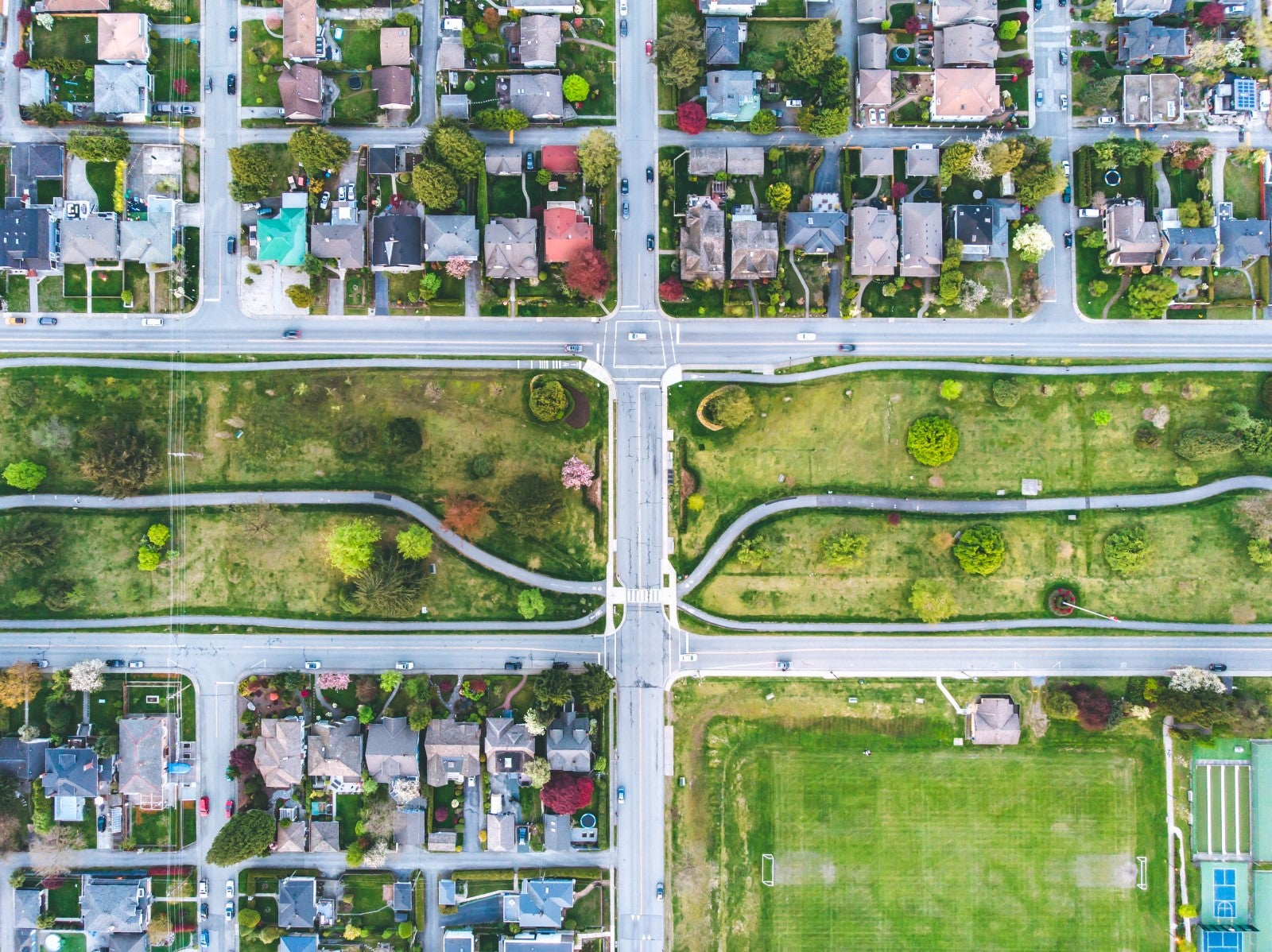 Grand Boulevard properties for sale