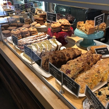 Baked Goods at Lauras Cafe in White Rock