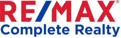 RE/MAX Complete Realty Logo