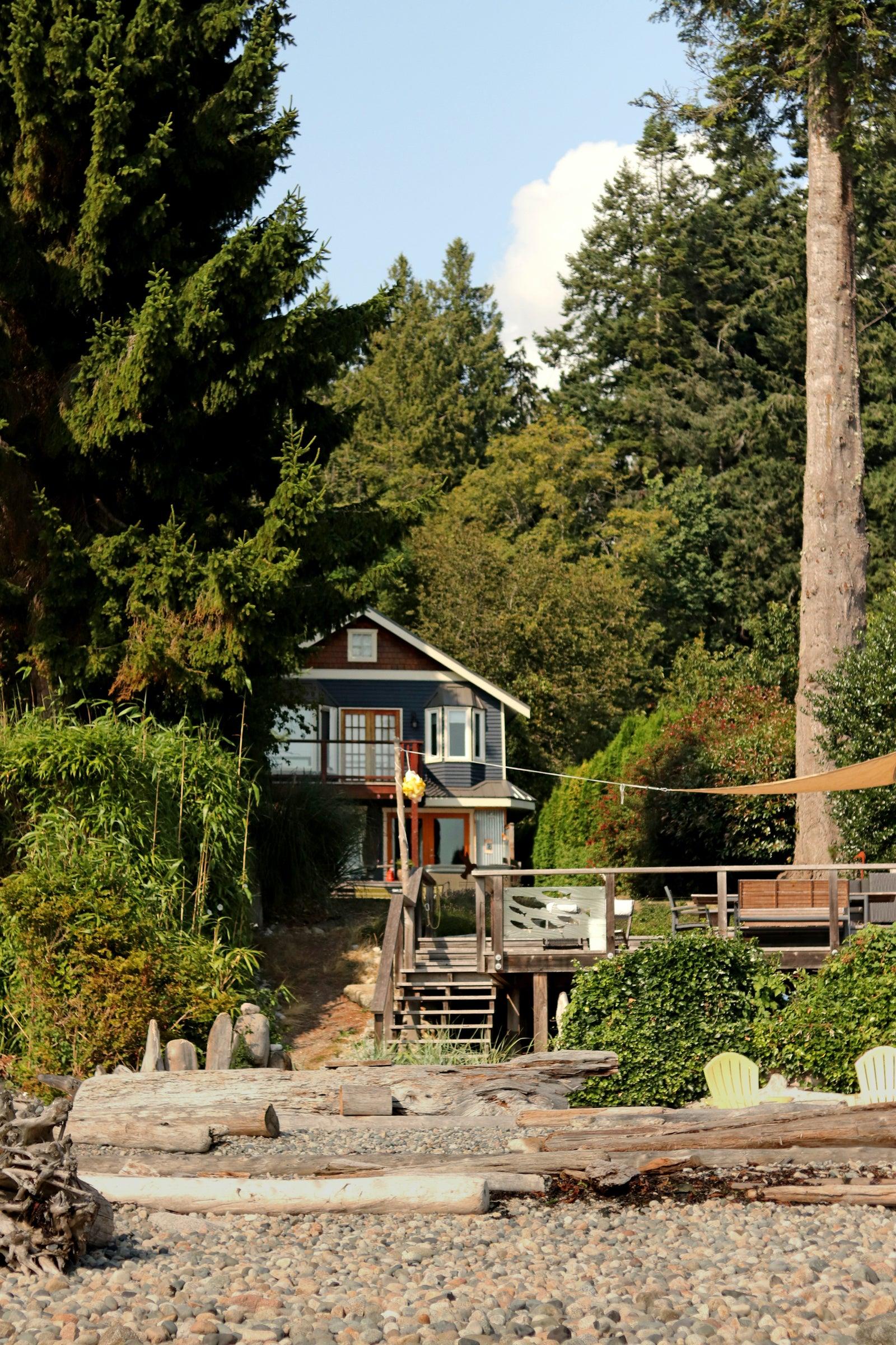 house for sale on the sunshine coast bc